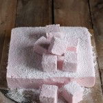 Marshmallow alla fragola - Marshmallow fatto in casa - Home made strawberry marshmallow