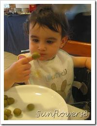 Giorgia e le olive
