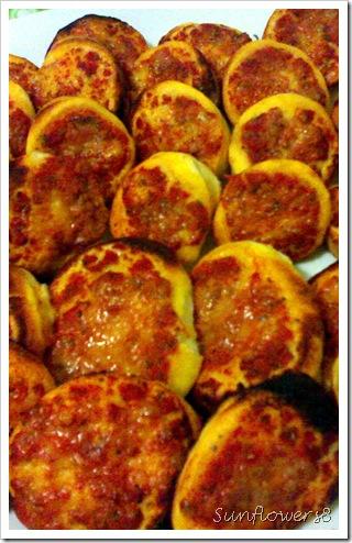 Pizzette mix 2