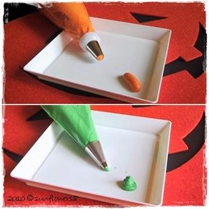Cupcake al cardamomo_tutorial_halloween