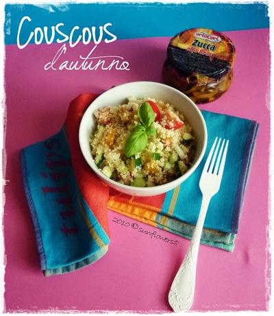 Cuscus con zucca_autunno
