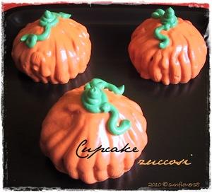 Cupcake al cardamomo_halloween