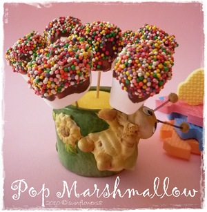 Pop Marshmallow color