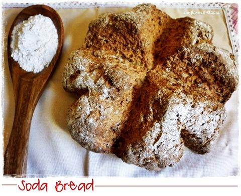 Soda bread senza latticello