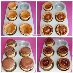 Finti gelati alla confettura di fragole_tutorial