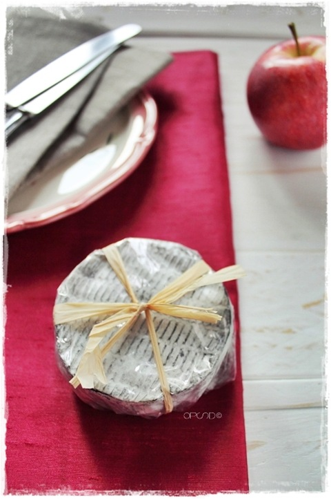 Nerina in insalata di mele e noci