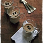 Parfait al cappuccino e torrone - Cappuccino and nougat parfait