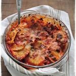ravioli al forno - rich baked ravioli