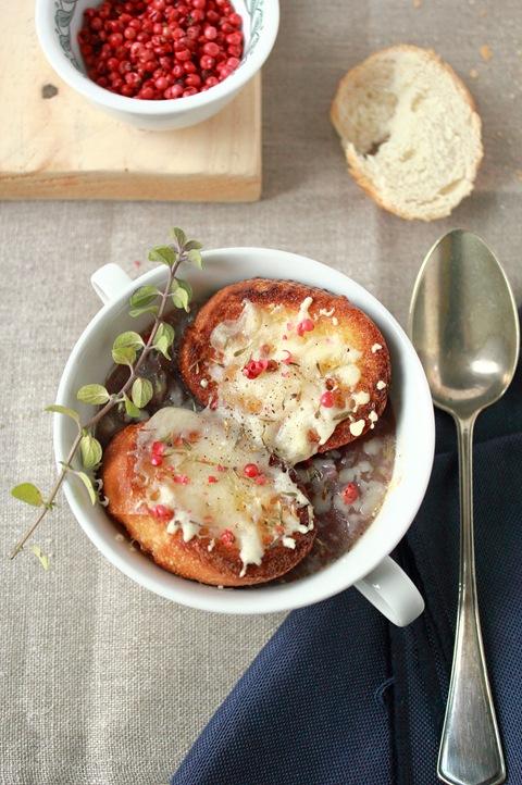 zuppa di cipolle