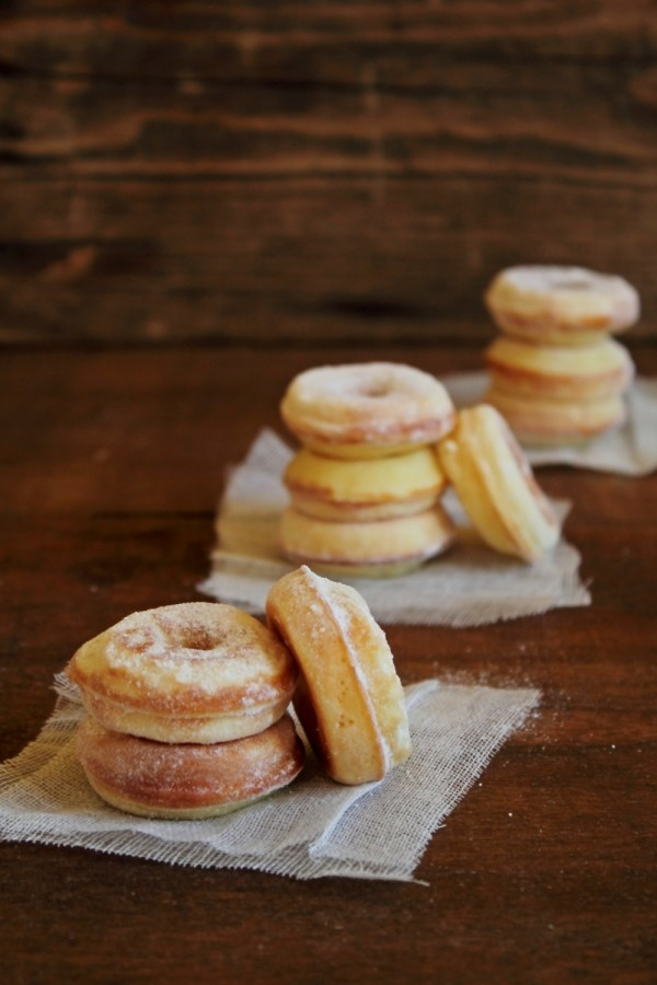Donuts - ciambelline Homer