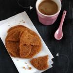 Biscotti speziati croccanti di Bill Granger - Spicy crunchy biscuits