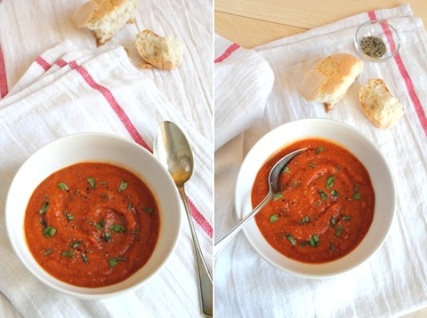 zuppa_crema di pomodori e finocchi
