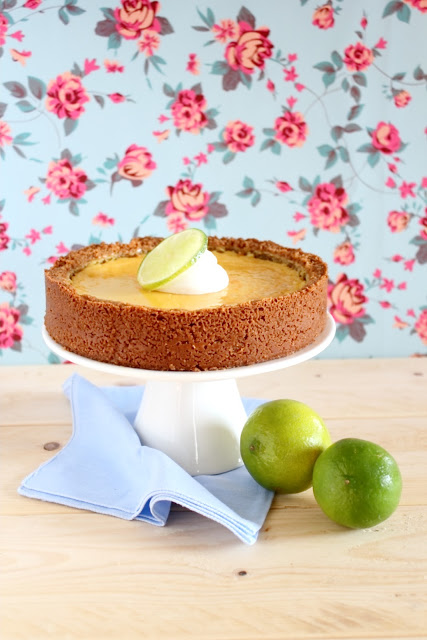 Torta al lime_key lime pie
