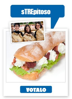 #thesocialsandwich_panino strepitoso_Team3