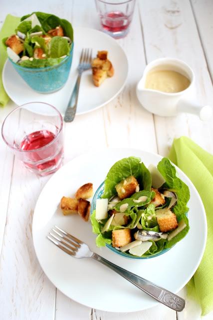 Caesar salad_Insalata alla Cesare