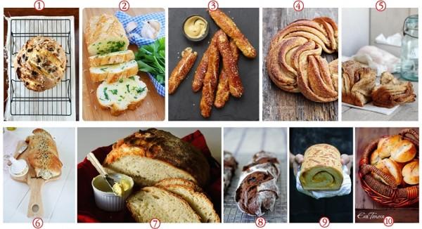Ricetta pane aromatizzato_10 modi di fare