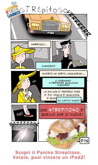 Vignetta di Carmelo Kartun_Libero Ebasta_#Thesocialsandwich