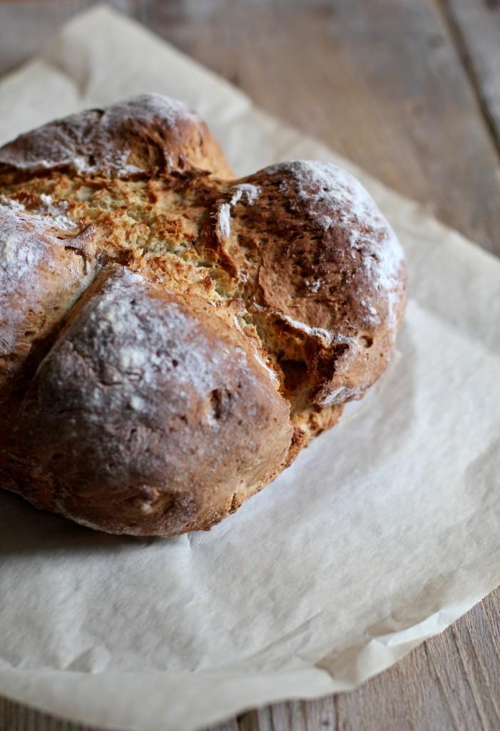 Soda bread ai semi di finocchio