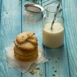 Biscotti al timo, menta e limone - Herby and lemon cookies