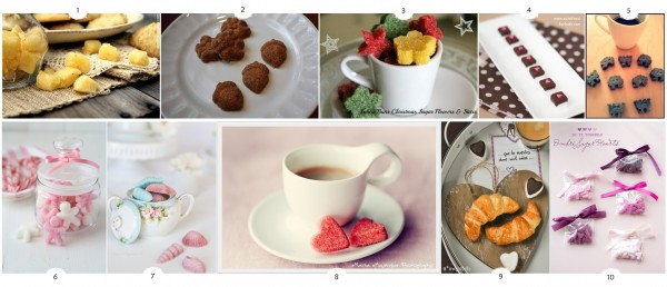 Zollette di zucchero_Zollette di zucchero colorate_Zollette di zucchero aromatizzate