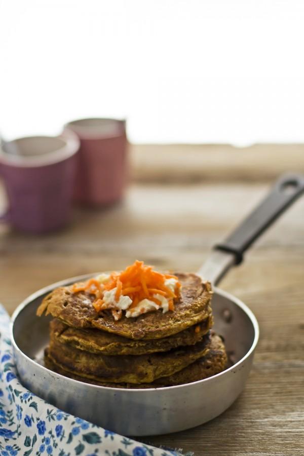 pancake carote singola OPSD