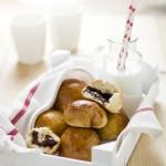 panini al cioccolato - chocolate buns