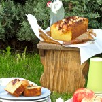 TORTA DI MELE - APPLE CAKE