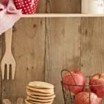 pancakes alle mele caramellate - Caramelized apples pancakes