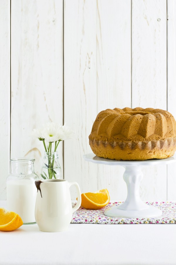 torta arancia cioccolato