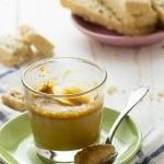 Shortbread leggermente salati con crema al caramello - Salted shortbread and caramel cream