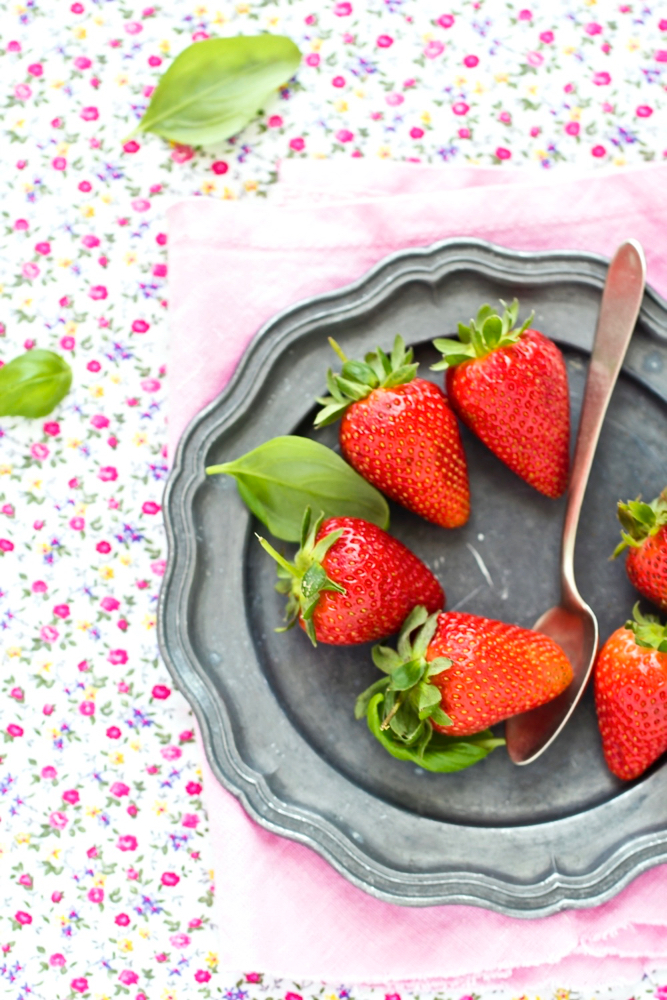 VERRINES ALLE FRAGOLE - Strawberry verrines