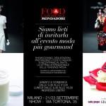Ti aspetto al Food Experience Mondadori