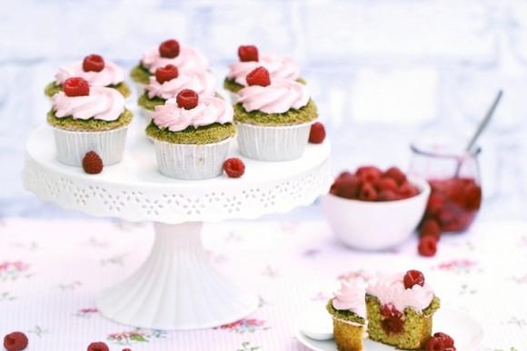 Cupcake al pistacchio - Guest post