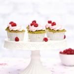 Cupcakes con pistacchio e lamponi GuestPost - Delicious pistachio cupcakes