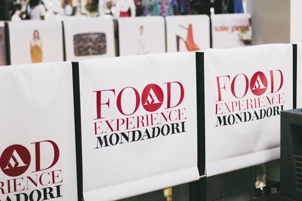 #FashionFood - Food Experience - Mondadori