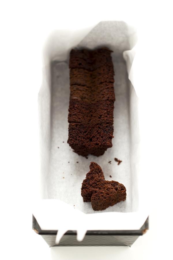 Plumcake con sorpresa - plumcake vaniglia cacao