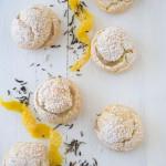 Bignè all'arancia e tè Earl Grey Guest Post - Orange and Early Grey Cream Puffs