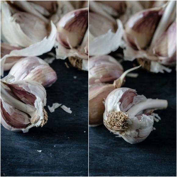 Aglio - Garlic - la ricetta del ragù - gremolata