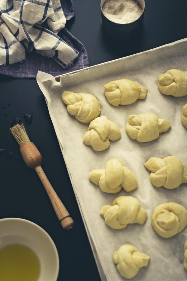 Nodini di pane