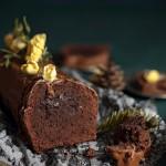 Torta cremosa al cioccolato con albumi - Guest post - fudgy chocolate cake made with egg white leftovers