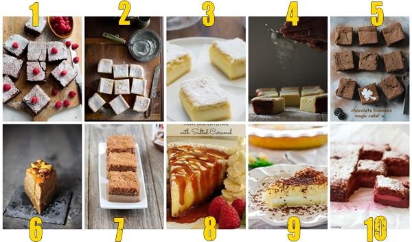10 modi di fare - magic cake