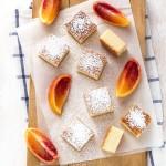 torta magica alle arance rosse - blood oranges magic cake
