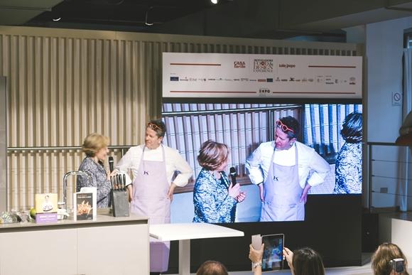 Food Experience - Mondadori - Sale&Pepe - #cucinacon - Ernst Knam - #fuorisalone - #foodexp