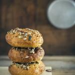 bagels video ricetta - bagels video recipe