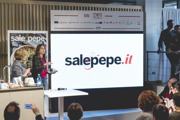 Food Experience - Mondadori - Sale&Pepe - #cucinacon - #fuorisalone - #foodexp