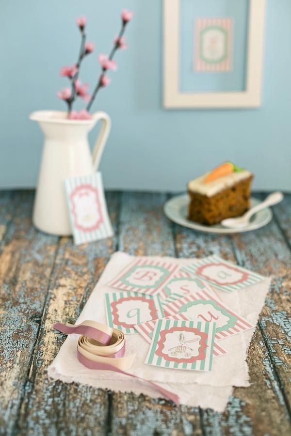 torta di carote - carrot cake - dessert - carote - Easter - Pasqua - Free printable