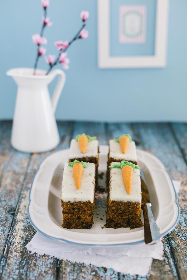 torta di carote - carrot cake - dessert - carote - Easter - Pasqua