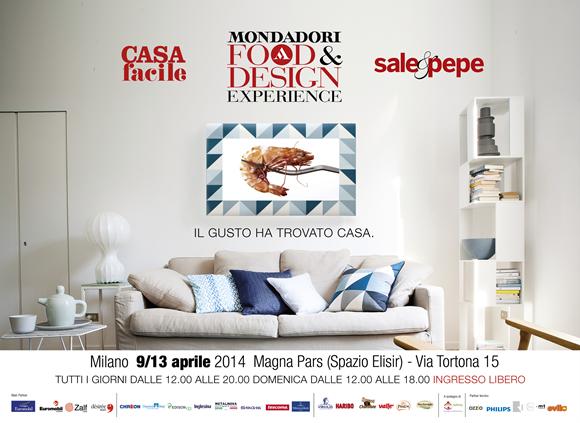 Food Experience Milano - Sale&Pepe - Mondadori - #FoodExp - Food&Design Experience