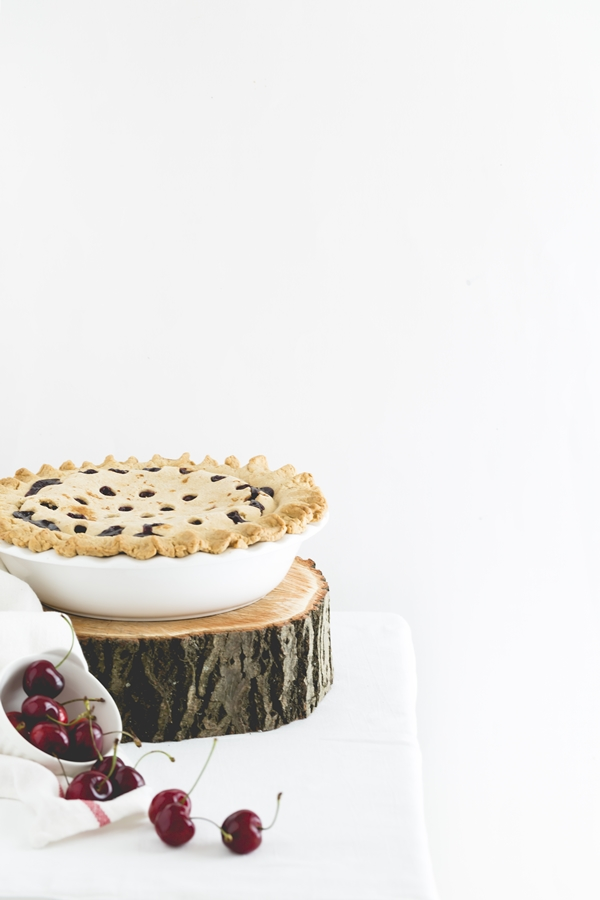 pie di ciliegie - cherry pie