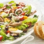 insalata nizzarda - nicoise salad